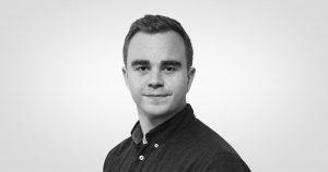 Simon Stahlin på Site Industriteknik