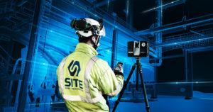 3d-scanning bild med SITE i Luleå
